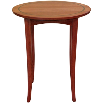 Danseur Round End Table