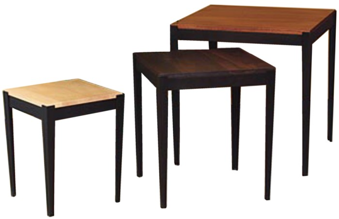 Manhattan Nesting tables
