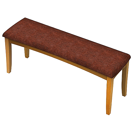 Tidewater Bench Cushion Seat 24