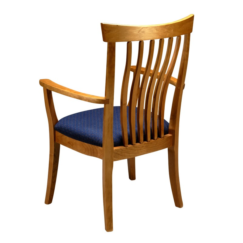Pacific  EXtra Tall (26) and Wide Dining Chair